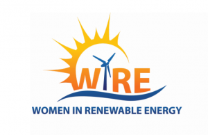 Women in Renewable Energy Logo